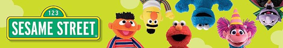 Sesame Street - Venta al por mayor de ropa y productos para niños de Barrio Sésamo