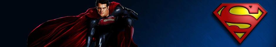 Venta al por mayor de ropa y accesorios de Superman