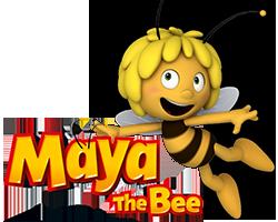 Maya the Bee - La abeja Maya